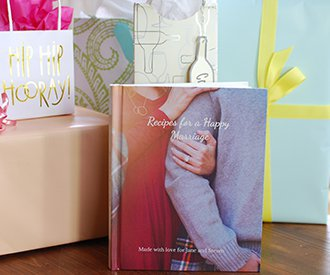 Wedding Cookbooks